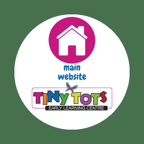 tiny tots early learning centre logo